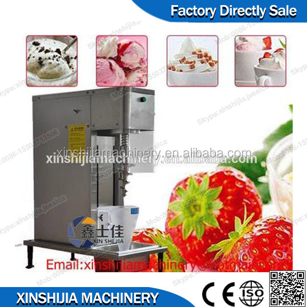 New Design High Efficiency Smoothie Blender/Soft Ice Cream Maker