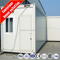 Container office house prefabricated steel building
