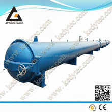 Cold Tyre Retreading Rubber Industrial Autoclave For Sale