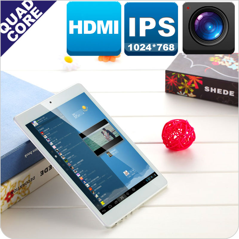 Highest configuration 7.9 inch quad core tablet with cheapest price in 2013