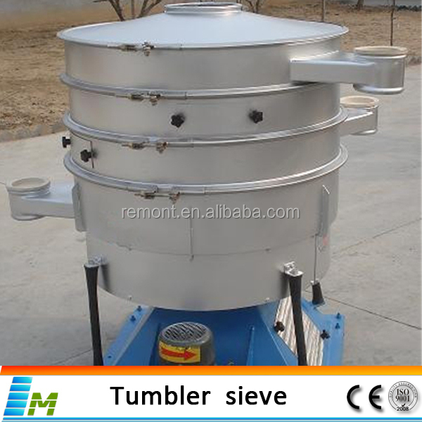 Stainless steel protein bakelite powder swing sieve machine