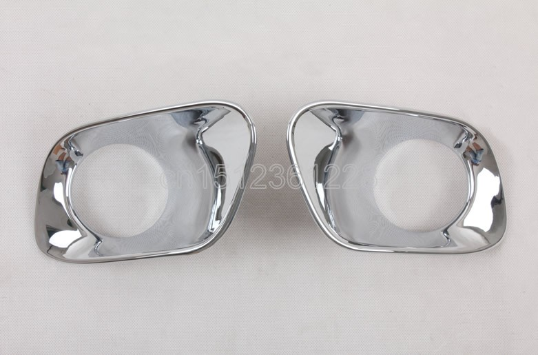 The front fog lamp cover frame for JEEP cherokee 2014+ auto parts