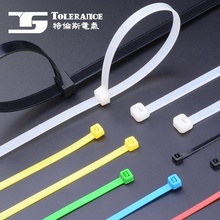 Factory Cable Tie Price Cheap,Eco-friendly Durable Size Custom Nylon Cable Tie