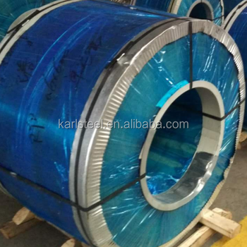 410 CR BA stainless steel coil