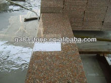 red granite landscaping edging stone with high quality