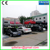 smart automated garage parking/double deck auto stacker/automatic double layer car storage lift