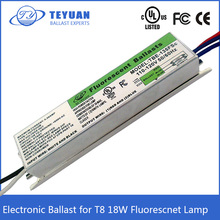 Hot Sale 18W Electronic Ballast for Fluoresent Lamp or PL Lamps