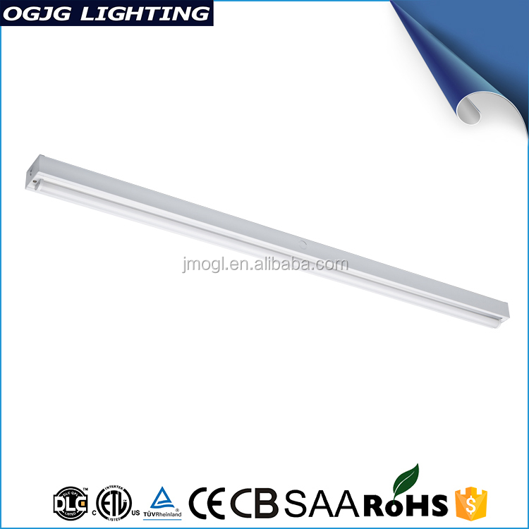 5 years warranty 1.2 meter 20w led strip tube light fixture in ETL listed
