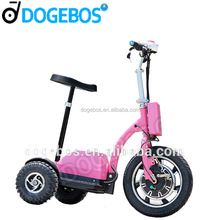 Top quality adult electric 3 wheel electric motor tricycle scooters