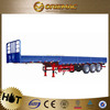 CIMC drop-side semi-trailer 40 ton fuel tanker trailer