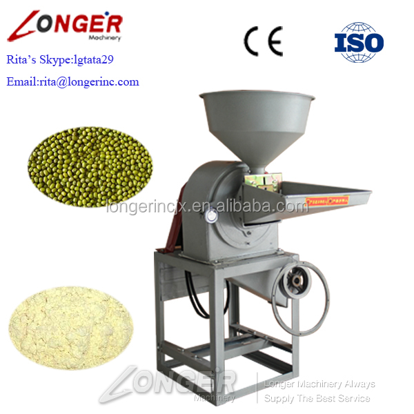 Hot Sale Home Use Corn Crusher Machine/Maize Mill Machine/Bean Grinding Machine