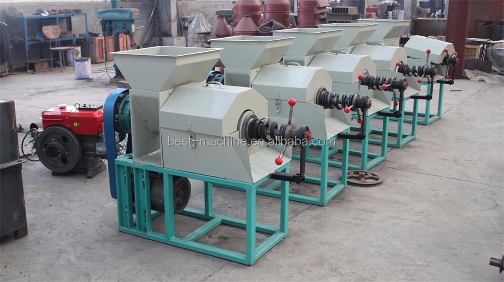 Hot quality palm oil press machine from palm fruit
