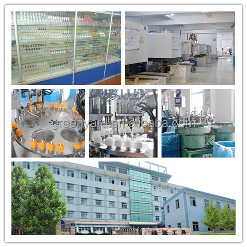 high quality Ningbo 24/415 plastic fine mist sprayer GY608E