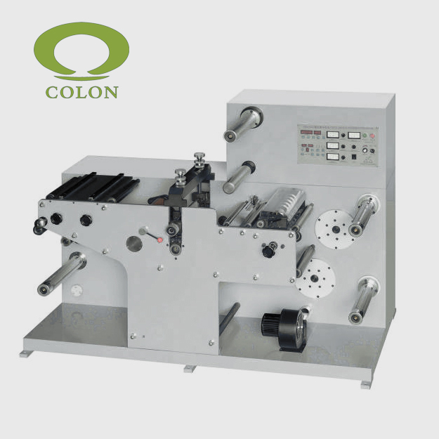 Automatic 8pcs round knives label rotary die cutter cutting machine for sale