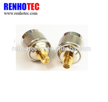 RF Coaxial Adapter n type male to sma female connector