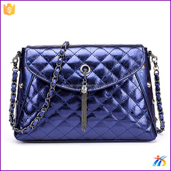 XH19537 fashion stylish Pu leather woman cross body bag shoulder bag for girls