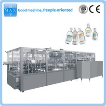 vial washing Sterilizing filling and capping machine
