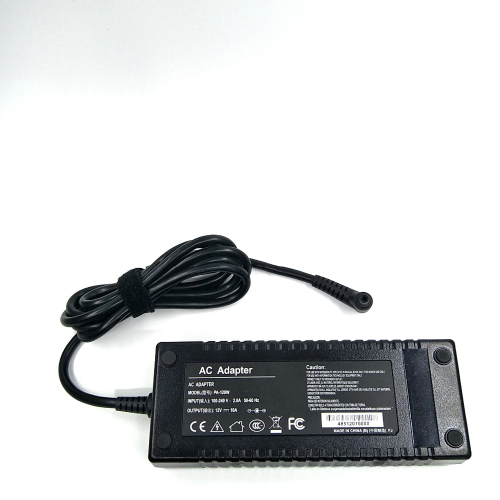 OEM 120w ac adapter 12v 10a