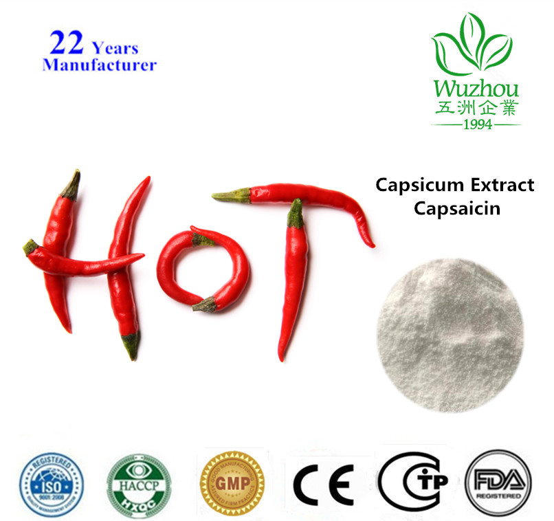 factory price capsaicin,capsaicin price,capsaicin powder in bulk (makeing pepper spray)