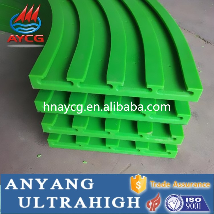 AYCG self lubrication linear guideways Chain Guide <strong>rail</strong>