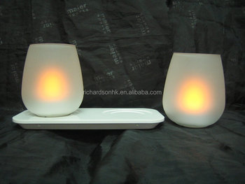 Rechargeable LED Tea Light