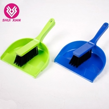 High Quality Mini Plastic Hand Kitchen Dustpan And Brush Set Soft Cleaning Sweeper Dust Pan