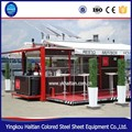 New technology new energy steel expandable cheap prefab modern container house for sale
