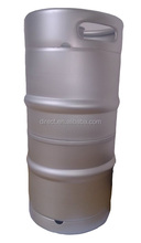 1/4 US Draft Beer Keg/ Stainless Steel Drum /unstackable Keg