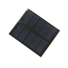 XRSOLAR for Traffic Lights and Educational Kits Mini 58x70mm 2.5v Photovoltaic Solar Panels