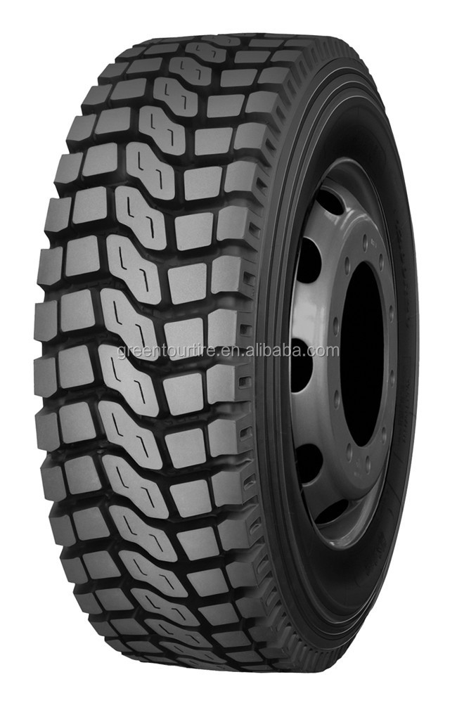 Off the road R81 all steel radial truck tires for regional