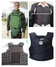 full protection body armor bullet proof vest kevlar bullet resistant vest