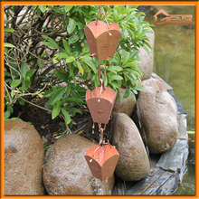Yushuilian-002 High Quality Copper Rain Chain