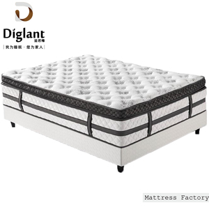 All Size Sweet Dream Pocket Spring 100% Malaysia Latex Mattress