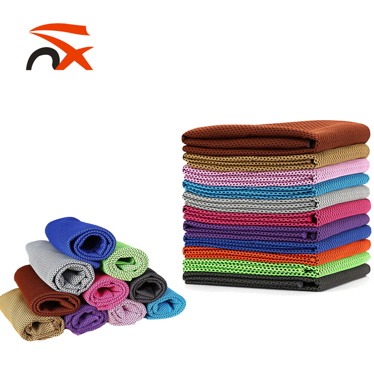 Hot Sale A Super Cooling Neck Towel For All Kinds Of Sports