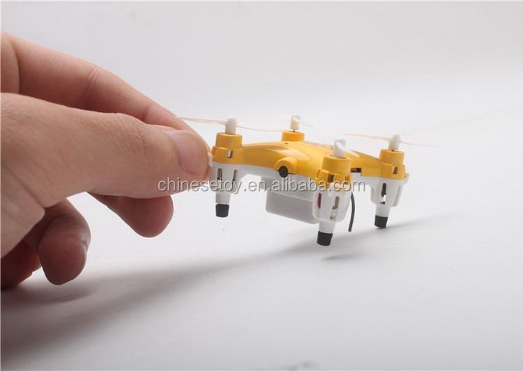 2016 New Arrival Wifi Control Quadcopter Video Camera Real Time Transmission Pocket Drone Nano Drone
