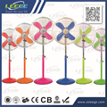FD-40M Europe CE standard 4pcs aluminium blade table antique fan