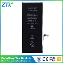 3.8V compatible mobile phone battery for iphone6s plus battery, For iphone6s plus replacement battery