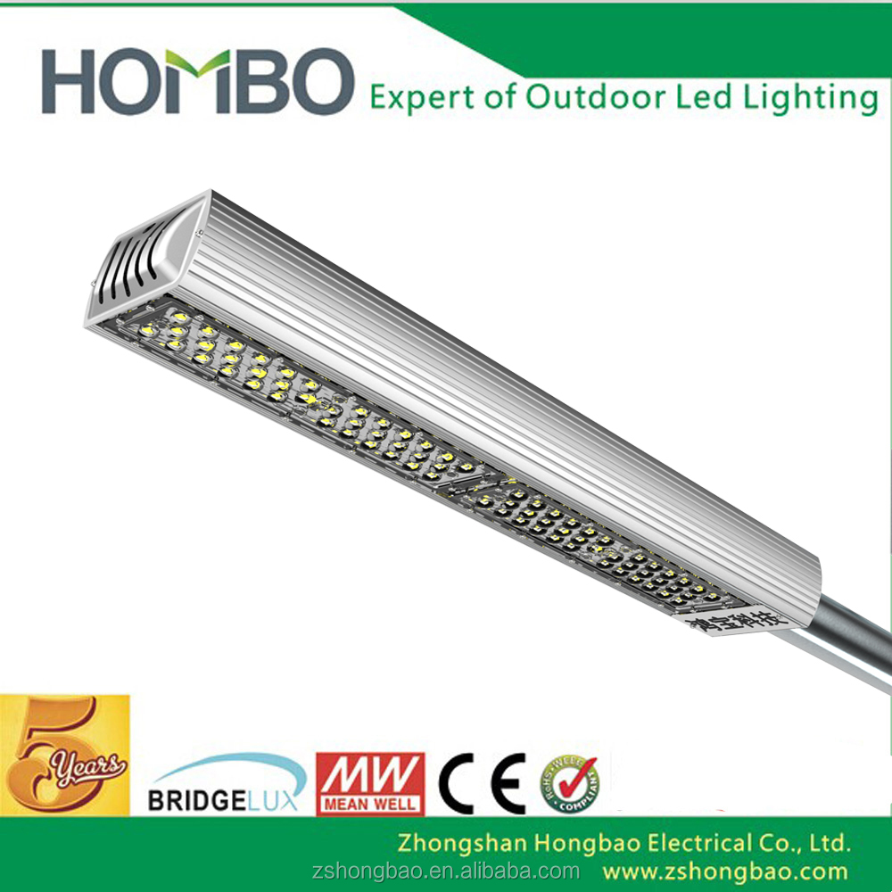 2 -modules THL aluminum 100w led road light