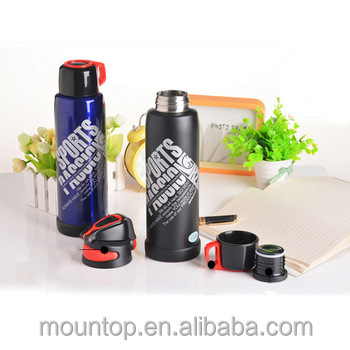 New innovative vacuum bottle stainless steel water tumbler personalized mug vacuum flask