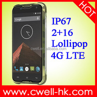 Waterproof 4G LTE 5 Inch IPS Android 5.1 MTK6735 Quad Core 2GB Blackview BV5000 Unlocked Wifi GPS 3G mobile phone