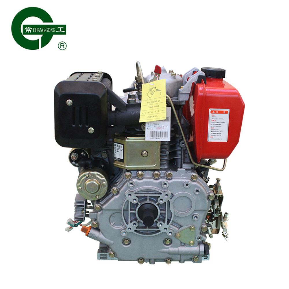 cg192f 1 year warranty mobile light tower diesel power engine price