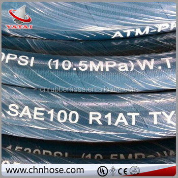 hot sale china yatai hydraulic hose