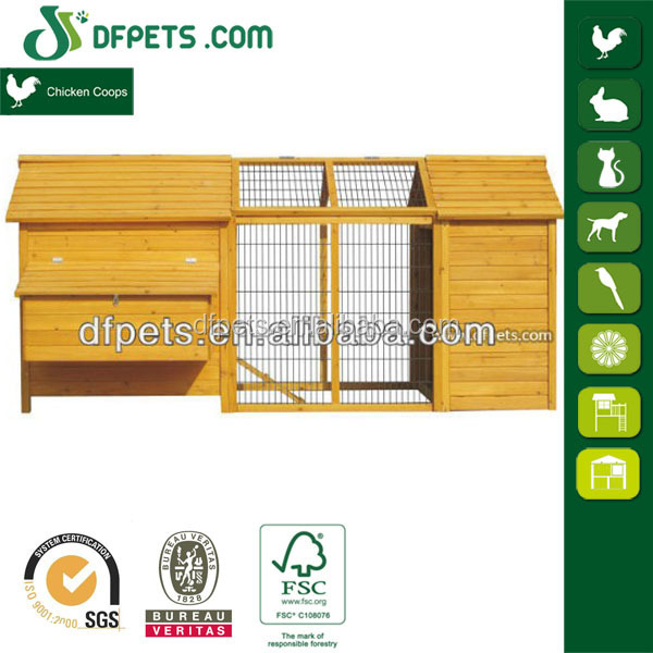 China Pigeons Breeding Cage Chicken Coop Supplier DFC005