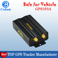 Price Advantaged Professional Manufacture Realtime Fleet TK-103 GPS Tracker China