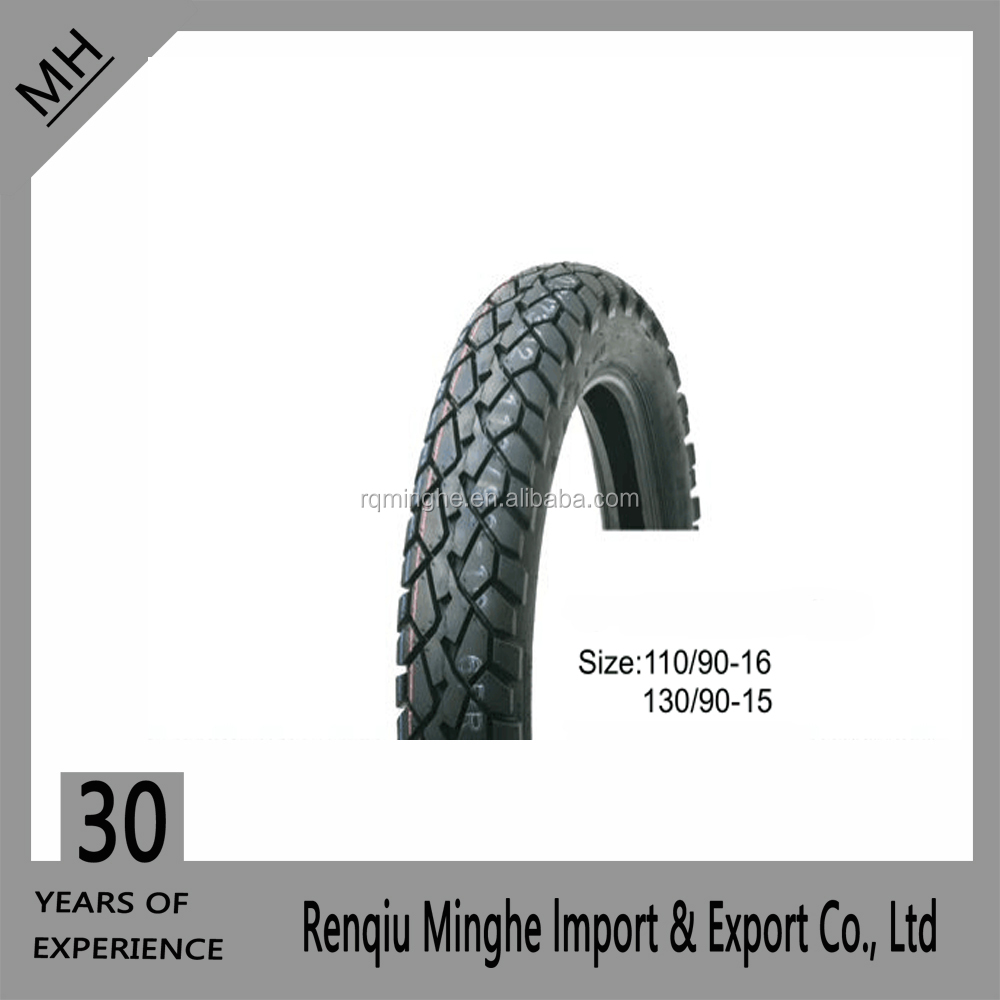 motorcycle parts manufacturers Tire 110/90-16 130/90-15 Motorcycle Tire