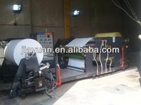 Non-woven wound plaster making machine, spun-laced non woven fabric coating machine