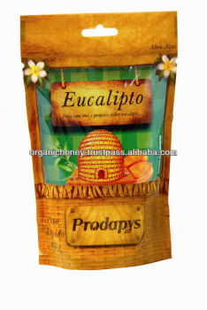 Propolis, Honey and Eucalyptus Candy - 60 gr