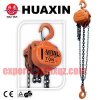 HUAXIN Widely used 5 ton chain block for building