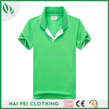 Color Combination Custom Men Golf Uniform Dri Fit Polo Shirt Wholesale Blank Plain Mens Polo Shirt Design