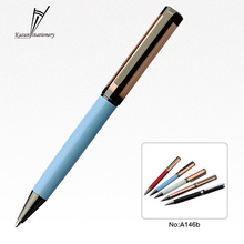 Promotional Fat Ball Roller Pen with Heavy Metal Body